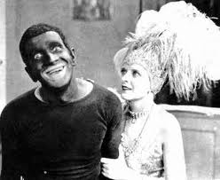 "Al Jolson ""The Jazz Singer"", 1927."